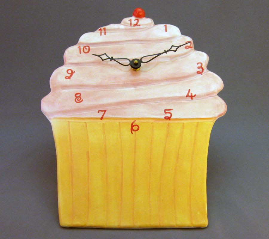 Cupcake, pink