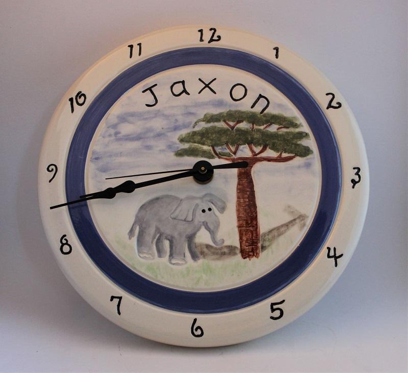Jaxon Baby clock