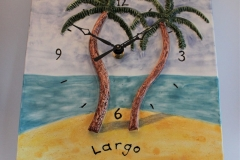 Largo palm tree