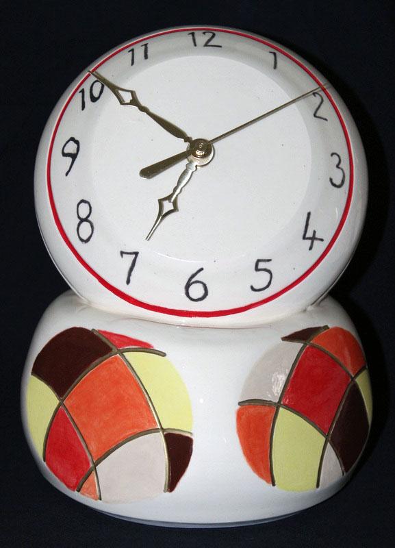 Free-standing Clocks - Firing Time Pottery