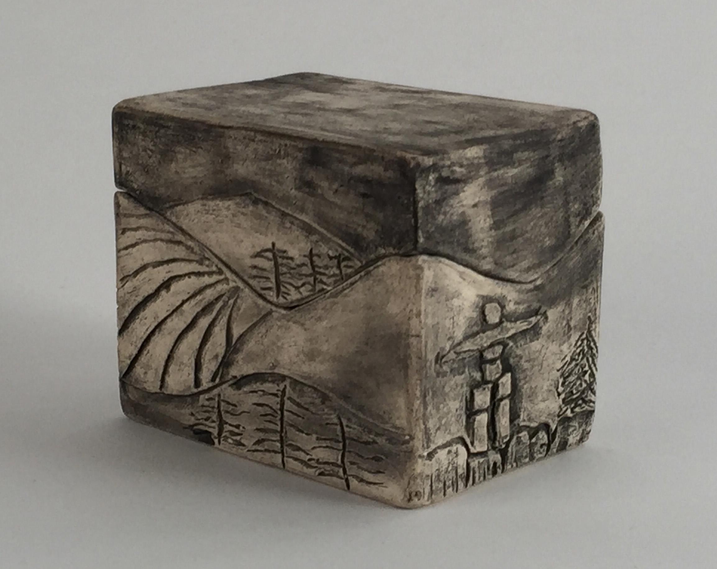 Carved black box