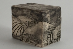 Carved black box