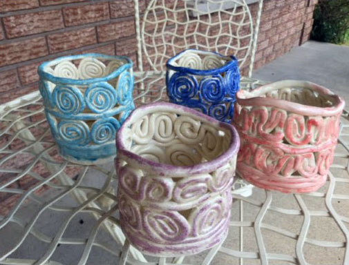 Learn pottery and make cool stuff!
